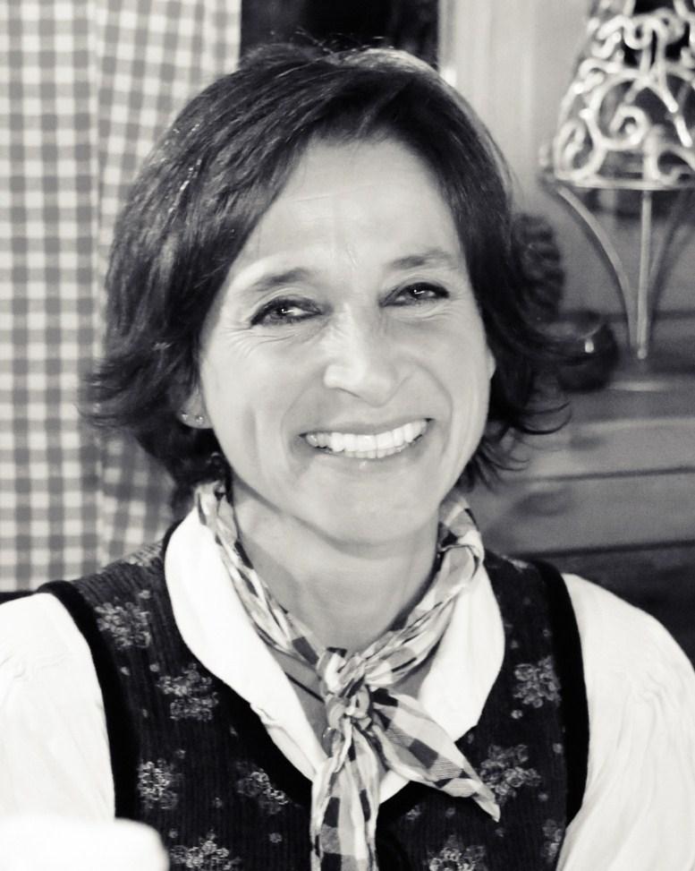 Gesa Greve-Krause, Pächterin der Lahnerstubn